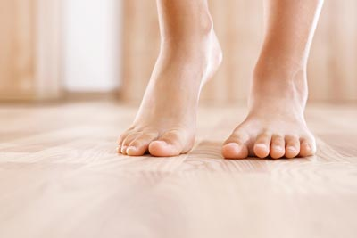 flat feet in troy & warren mi