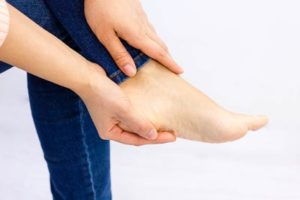 heel pain in troy & warren mi