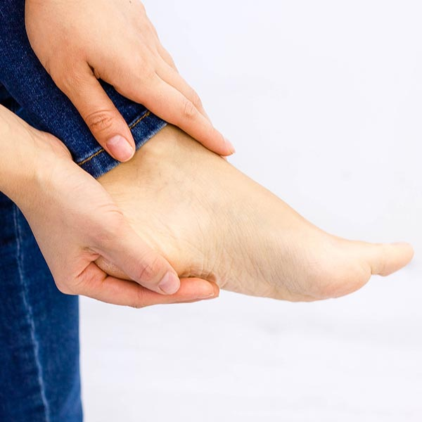 heel pain near sterling heights mi